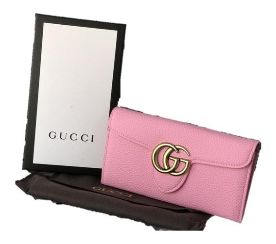Cartera Gucci Dama Rosada Envio Gratis