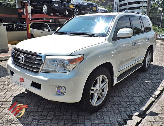 Toyota Sahara Land Cruiser Gxr Diesel 4x4 Tp 4.5 2013 Hit966