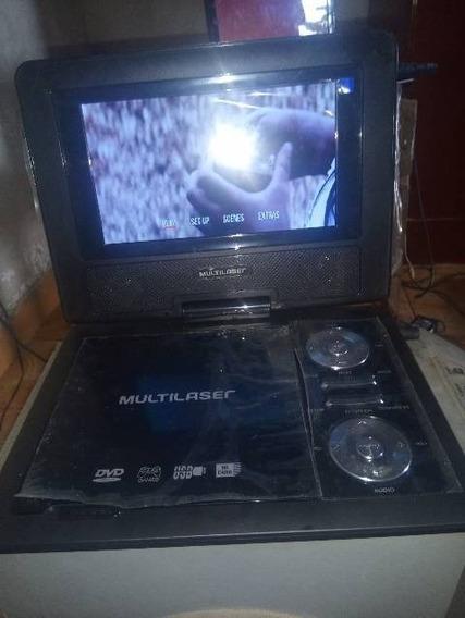 Dvd Play Portatil