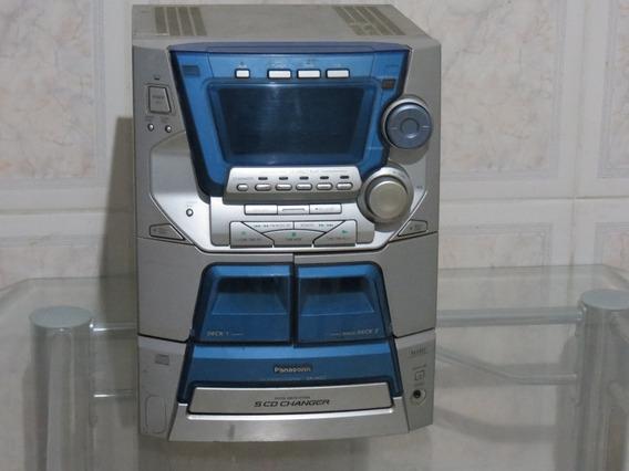 Aparelho De Som Panasonic Sa-ak22 Retirada De Peças Conserto