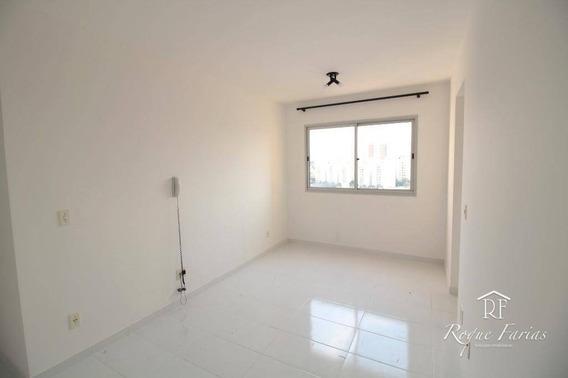 Apartamento Com 2 Dormitórios Para Alugar, 50 M² Por R$ 1.450/mês - Jaguaré - São Paulo/sp - Ap4510