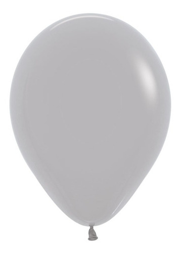 Globos R-12 Fashion Gris - Sempertex X 50