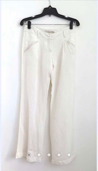 Pantalon Lino Giesso Mujer Calidad Premium Talle 1