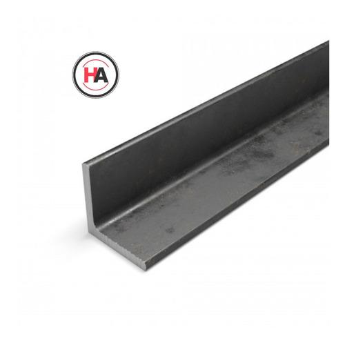 Angulo De Hierro 1 X 1/8 (25,4 X 3,2mm) 6 Mts - Lpn 90 - Ha