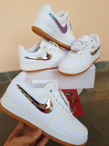 Nike Air Force Travis Scott Size 8.5