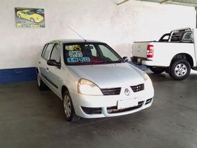 Clio Sedan Expression 1.6 Flex - Completo - 2008