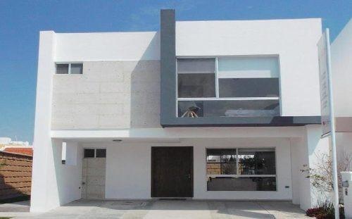 Casa En Renta En Privada Con Alberca En Juriquilla