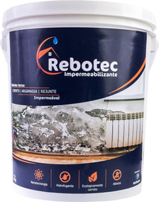 Rebotec 5kg Hidrofugante Nanotecnológico