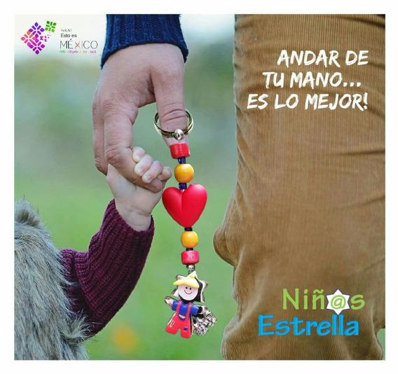 10 Dijes Niños Estrella Para Collar, Llavero O Pulsera.