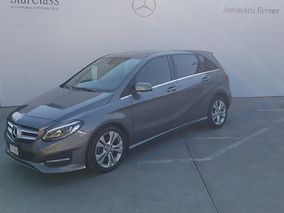 Mercedes-benz B Class 2017