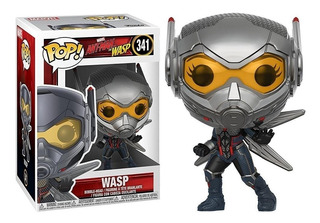 Funko Pop Wasp N 341 Ant-man And The Wasp Mf