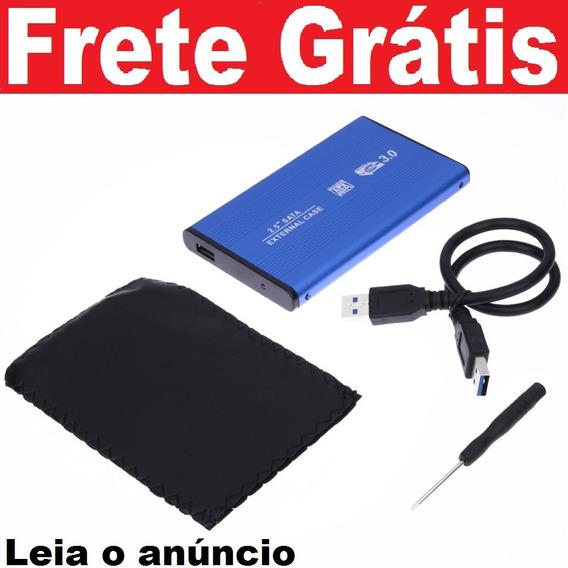Case 3.0 Gaveta Notebook Externa Hd Sata Usb Pc Xbox One T13