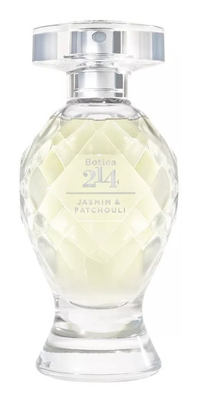 Botica 214 Eau De Parfum Jasmim & Patchouli 75 Ml