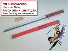 Espada Sandai Kitetsu Do Zoro De One Piece