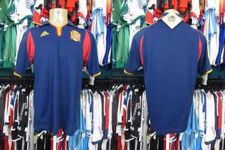 Espanha 2000 Camisa Reserva Tamanho G.