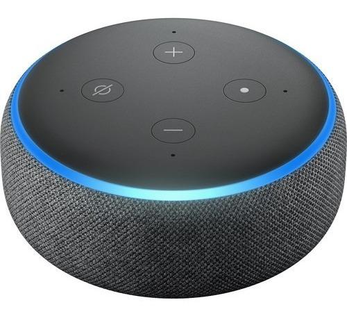 Alexa Echo Dot (3ra Gen) - Parlante Inteligente Smart