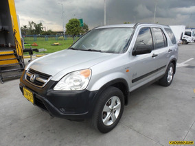 Honda Cr-v Lx At 2400cc