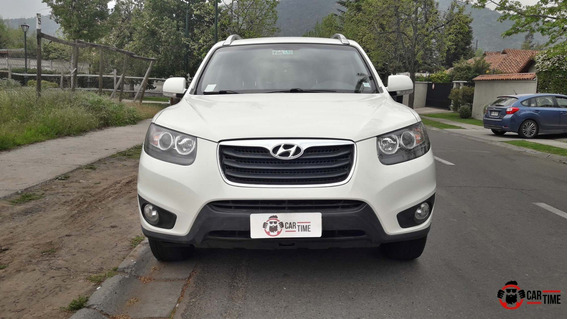 Hyundai Santa Fe Gls 2.4 At 4x2 2011