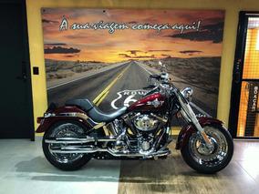 Harley Davidson Softail Fat Boy 2015 Apenas 7.500km