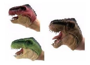 Dinossauro Dino Fantoche Kit Com 3 Dtc