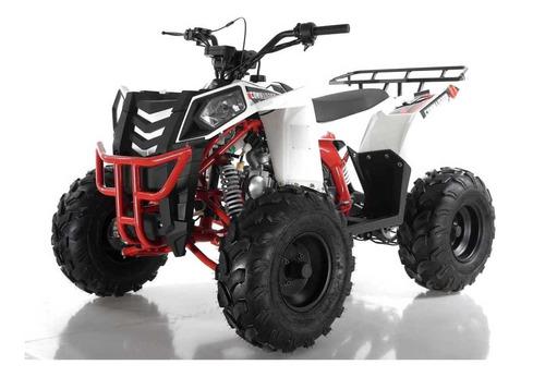 Cuatrimoto Moto Polar Plr 125cc Ranchera Motor 4t