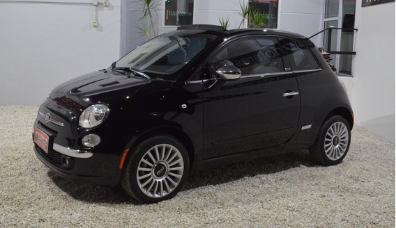 Fiat 500 Air At 1.4 16 Nav 2015 Nafta Negro