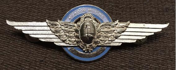 Brevet Aviador Militar / Oficial Fuerza Aérea Argentina