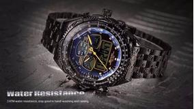 Relógio Shark Original Promoção + Frete