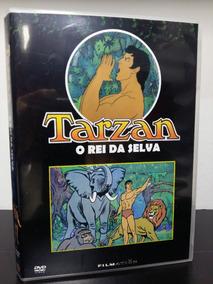 Dvd Tarzan Serie Animada Filmation - Dublado - Frete R$12,00