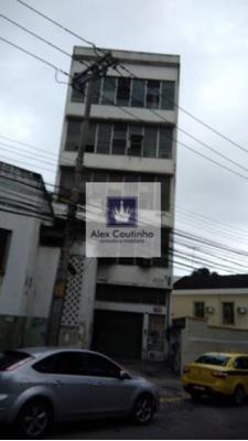 Prédio No Bairro São Cristóvão Em Rio De Janeiro Rj - 509