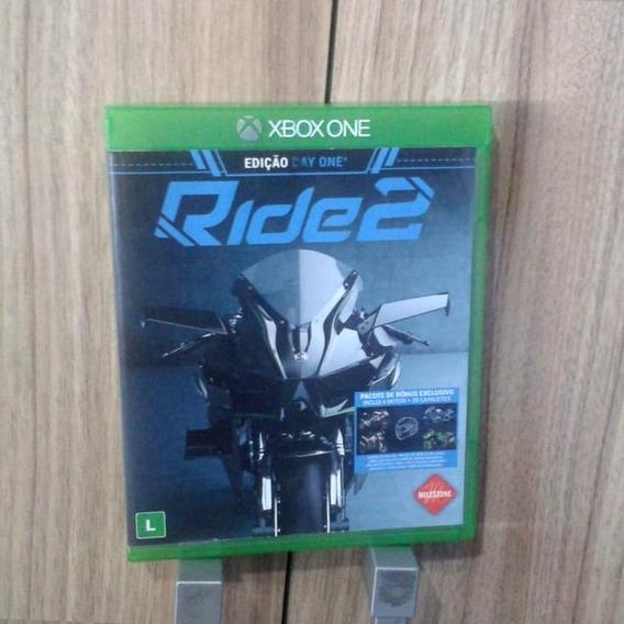 Ride 2 Day One Edition - Xbox One Mídia Física Usado