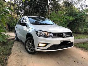 Volkswagen Gol Track 1.0 12v 2017/2018 Branco 5p