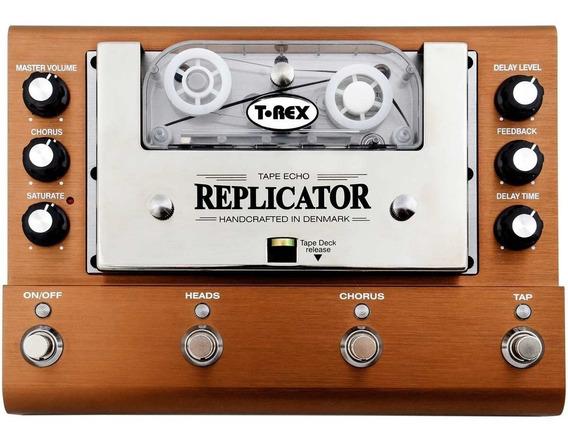 Pedal T-rex Replicator Analog Tape Echo