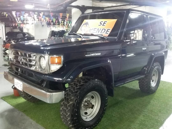 Toyota Land Cruiser Te (machito) 2008