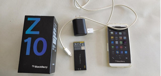 Celular Blackberry Z10 Desbloqueado Usado 16gb