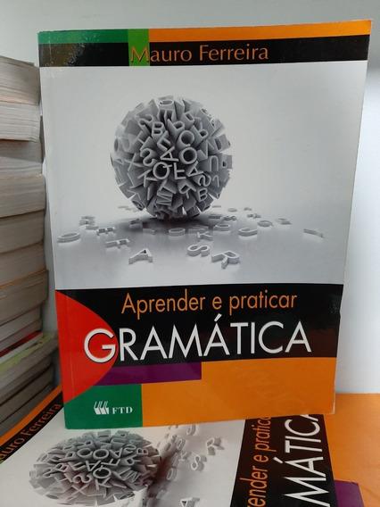Aprender E Pratica Gramática Mauro Ferreira