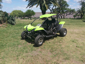 Buggy 4x2 Año 2016 Empadronado