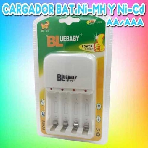 Cargador De Baterias Aa / Aaa Bl-06