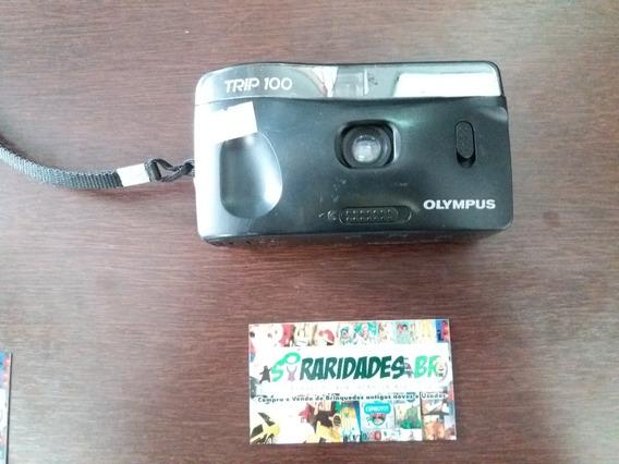 Câmera Antiga Trip 100 Olympus