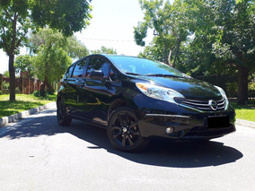 Nissan Note Advance 1.6 Extra Full Negro 2013 Hatch Manual