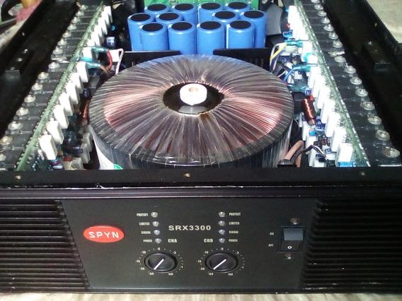 Amplificador Spyn 3300