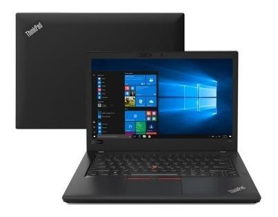 Notebook Lenovo Thinkpad T480 I7-8650u 8gb 256gb Ssd Windows