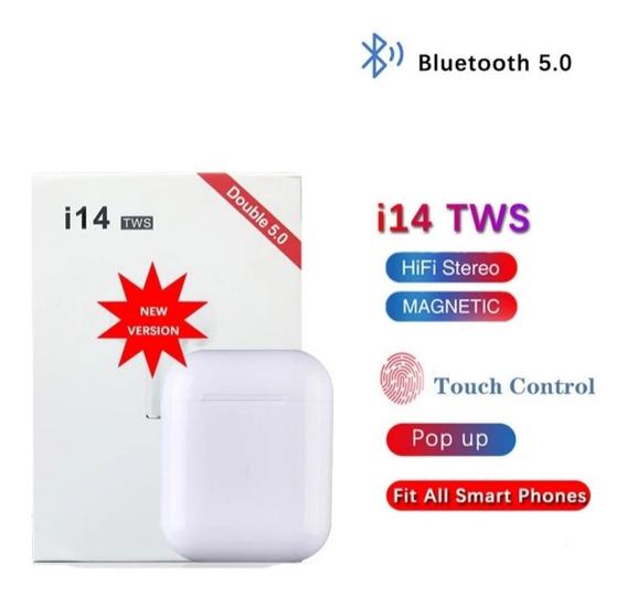 I14 Touch Fone De Ouvido Bluetooth
