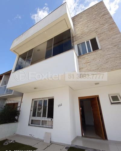 Casa Em Condomínio, 3 Dormitórios, 160 M², Hípica - 166081