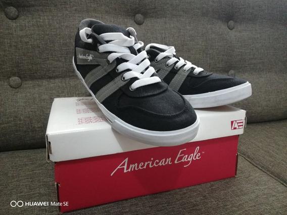 Zapatos Casuales American Eagle Original Talla 35 De Remate