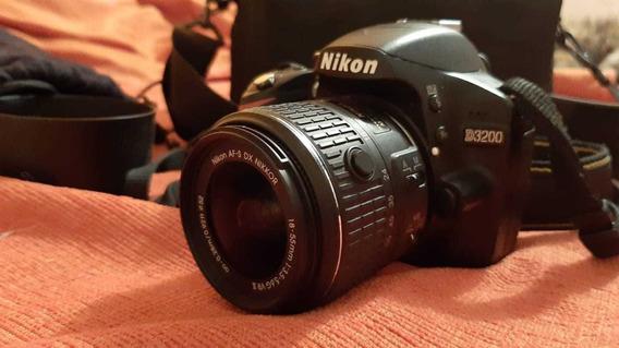 Camara Nikon D 3200