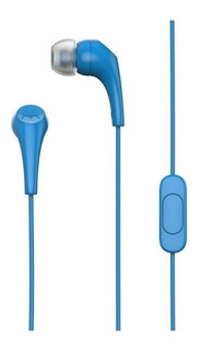 Fone de ouvido Motorola Earbuds 2 azul