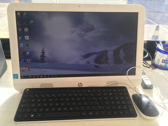 Computador Desktop All In One Hp 20-e001br