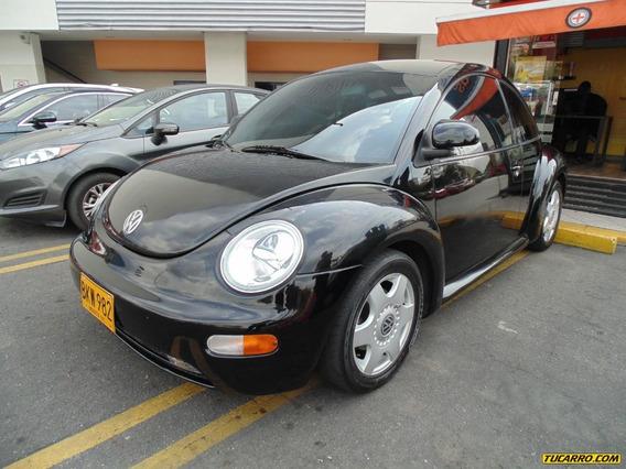 Volkswagen Escarabajo New Beetle 2.0