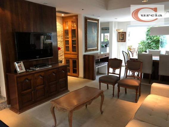 Sobrado Com 4 Dormitórios À Venda, 135 M² Por R$ 1.545.000 - Vila Mariana - São Paulo/sp - So0390